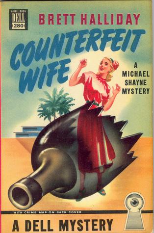Counterfeit Wife Brett Halliday