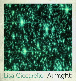 At night:  by  Lisa Ciccarello