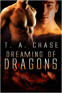 Dreaming of Dragons (Dragons, #2)  by  T.A. Chase