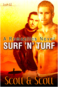 Surf 'n' Turf (A Romentics Novel) Scott D. Pomfret
