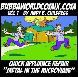 BubbaWorld Comix Vol 1 Andy Childress