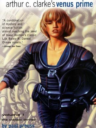 Breaking Strain (Arthur C. Clarkes Venus Prime, Book 1) Paul Preuss