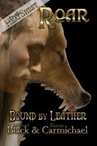 Bound  by  Leather by Mychael Black