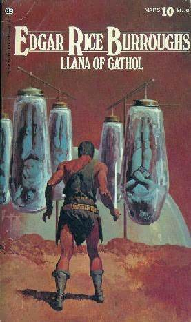 Llana of Gathol (Barsoom, #10) Edgar Rice Burroughs