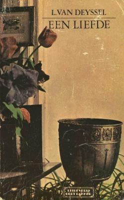Een liefde  by  Lodewijk van Deyssel