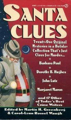 Santa Clues  by  Martin H. Greenberg
