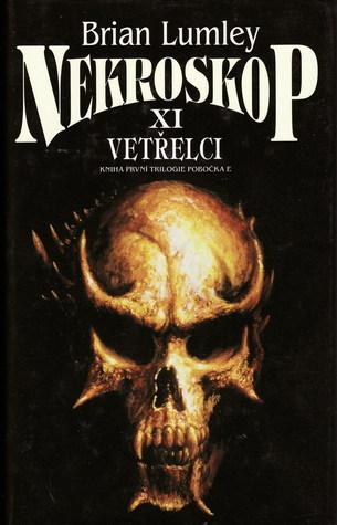 Vetřelci (Nekroskop, #11)  by  Brian Lumley