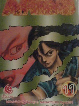 ARMS Volume 11 Kyouichi Nanatsuki