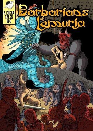 Barbarians of Lemuria Simon Washbourne