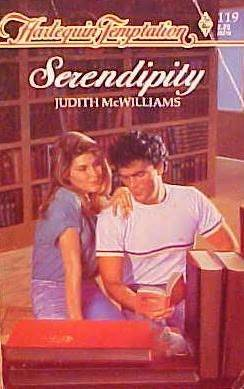 Serendipity  by  Judith McWilliams