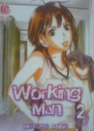Working Man Vol. 2 Moyoco Anno