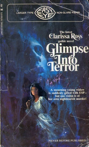 Glimpse Into Terror  by  Clarissa Ross