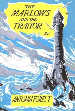 The Marlows and the Traitor (The Marlows, #2)  by  Antonia Forest
