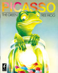 Picasso, The Green Tree Frog Amanda Graham