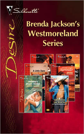 Westmoreland Series, Books 1-6  by  Brenda Jackson