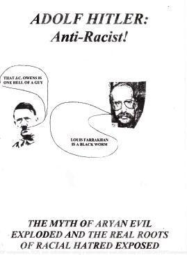 Adolf Hitler: Anti Racist!:  The Myth Of Aryan Evil Exploded And The Real Roots Of Racial Hatred Exposed  by  Alexander  Baron