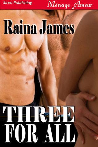 Three For All (Jewel Box #1)  by  Raina James