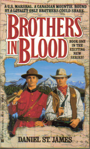 Brothers/blood Bk 1 Daniel St. James
