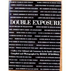 Double Exposure  by  Roddy McDowell