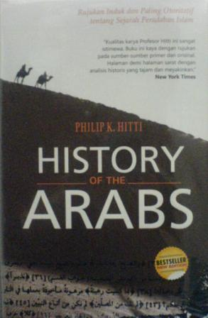 History of The Arabs Philip K. Hitti
