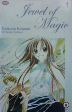 Jewel of Magic Vol. 1  by  Natsuna Kawase