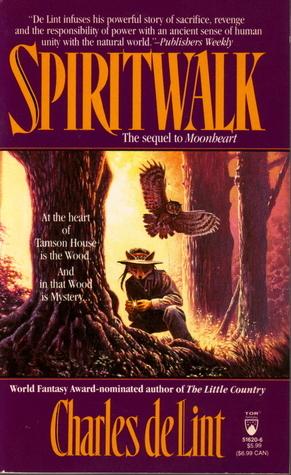 Spiritwalk Charles  de Lint