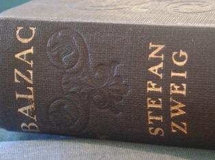 Balzac Stefan Zweig