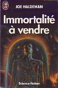 Immortalité à vendre  by  Joe Haldeman
