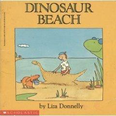 Dinosaur Beach  by  Liza Donnelly
