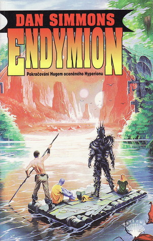 Endymion (Kantos Hyperionu, #3)  by  Dan Simmons