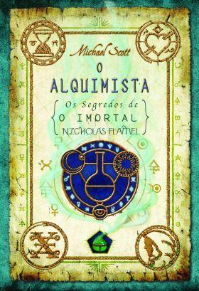 O Alquimista (Os Segredos de O Imortal Nicholas Flamel, #1)  by  Michael Scott
