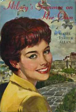 Hilarys Summer on Her Own  by  Mabel Esther Allan