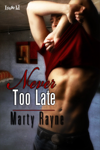 Never Too Late (Masters Love, #3) Marty Rayne
