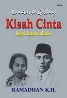 Kuantar ke Gerbang: Kisah Cinta Inggit dengan Sukarno  by  Ramadhan K.H.