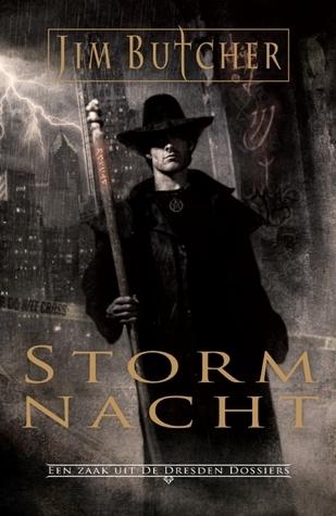 Stormnacht (Een zaak uit de Dresden Dossiers, #1) Jim Butcher