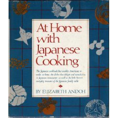 At Home With Japanese Cooking Elizabeth Andoh