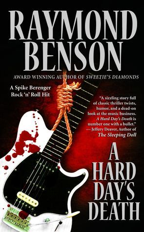 A Hard Days Death  by  Raymond Benson