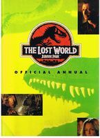 The Lost World: Official Annual Tony Lynch