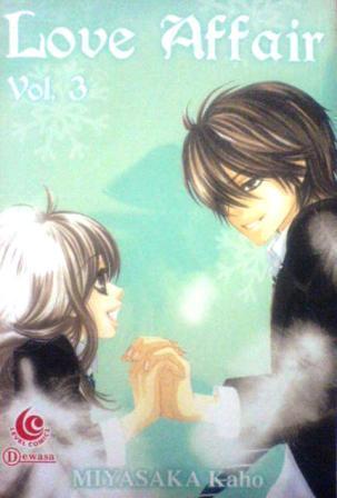 Love Affair Vol. 3 Kaho Miyasaka
