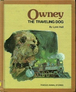 Owney, The Traveling Dog  by  Lynn Hall