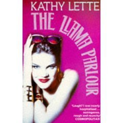 The Llama Parlour  by  Kathy Lette