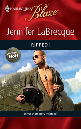 Ripped! (Uniformly Hot!, #10) (Harlequin Blaze #499)  by  Jennifer LaBrecque