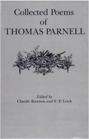 An Essay on the Different Stiles of Poetry Thomas Parnell