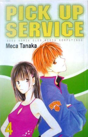 Pick Up Service, Buku 4  by  Meca Tanaka