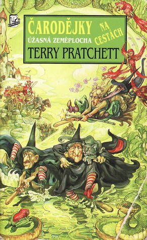 Čarodějky na cestách (Úžasná Zeměplocha, #12) Terry Pratchett