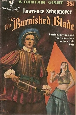 The Burnished Blade Lawrence Schoonover