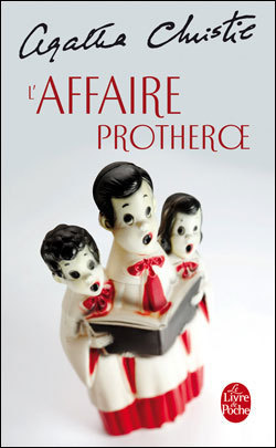 LAffaire Protheroe Agatha Christie