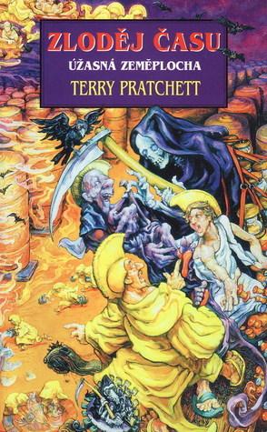 Zloděj času (Úžasná Zeměplocha, #26) Terry Pratchett
