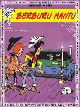 Berburu Hantu (Lucky Luke, #61) Lo Hartog van Banda