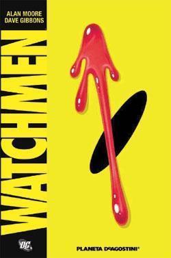 Absolute Watchmen Alan Moore